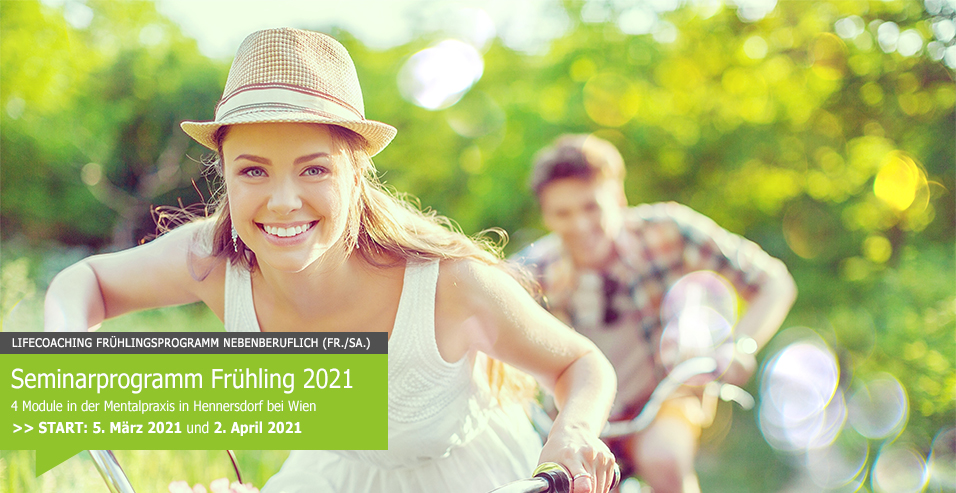 Lifecoaching Seminarprogramm 2016